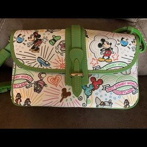 Dooney and Bourke 10th Anniversary Equestrian